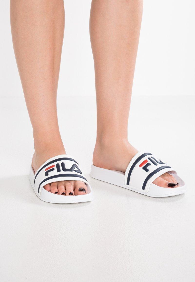 Fila - MORRO BAY - Mules - white