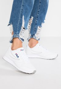 Fila - ORBIT - Joggesko - white - 0