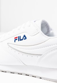 Fila - ORBIT - Joggesko - white - 2