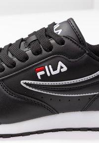 Fila - ORBIT - Sneakersy niskie - black - 2