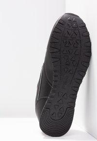 Fila - ORBIT - Sneakersy niskie - black - 6