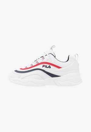 RAY - Trainers - white/navy/red
