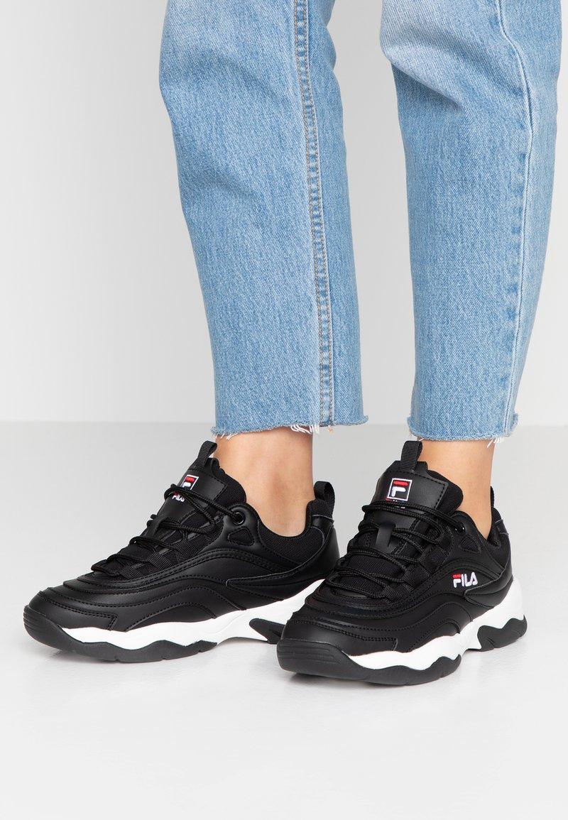 Fila - RAY - Sneaker low - black