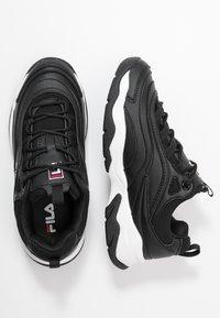 Fila - RAY - Sneaker low - black - 3