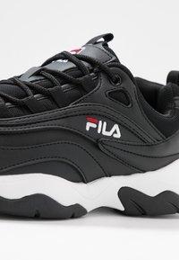 Fila - RAY - Sneaker low - black - 2