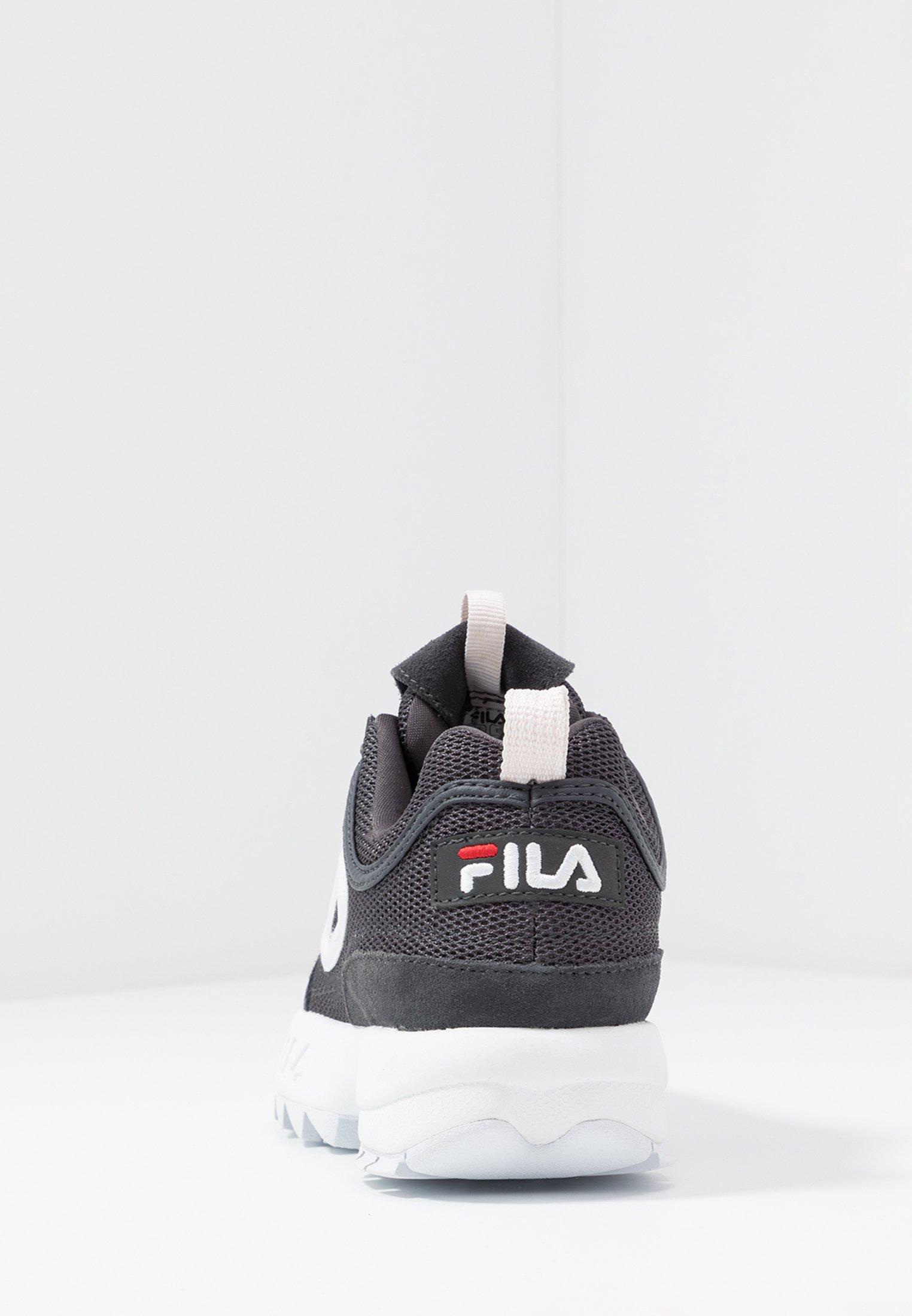 Fila DISRUPTOR - Trainers - dark shadow