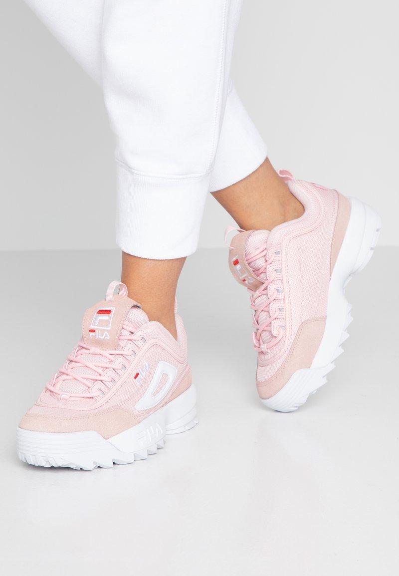 Fila - DISRUPTOR  - Sneaker low - chalk pink