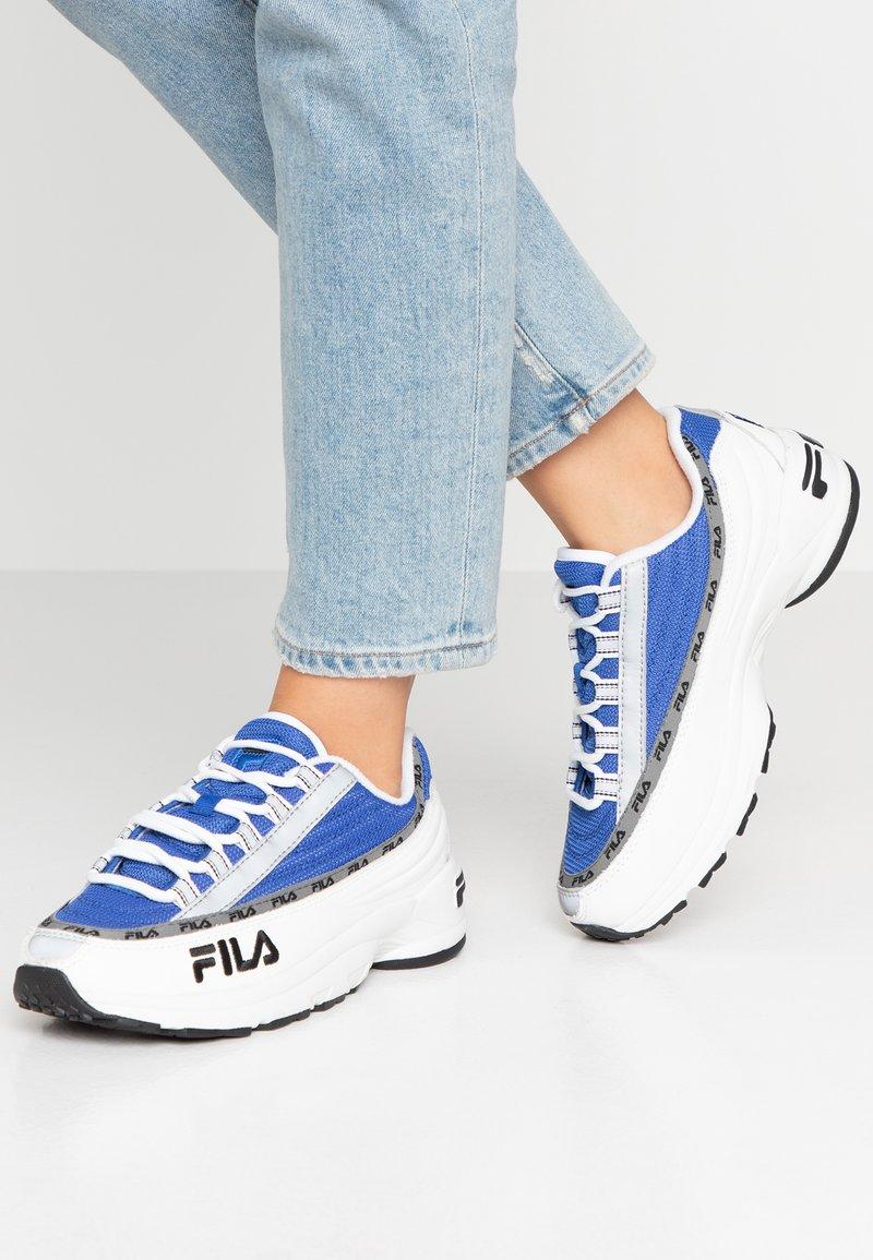 Fila - DSTR97 - Tenisky - white/electric blue