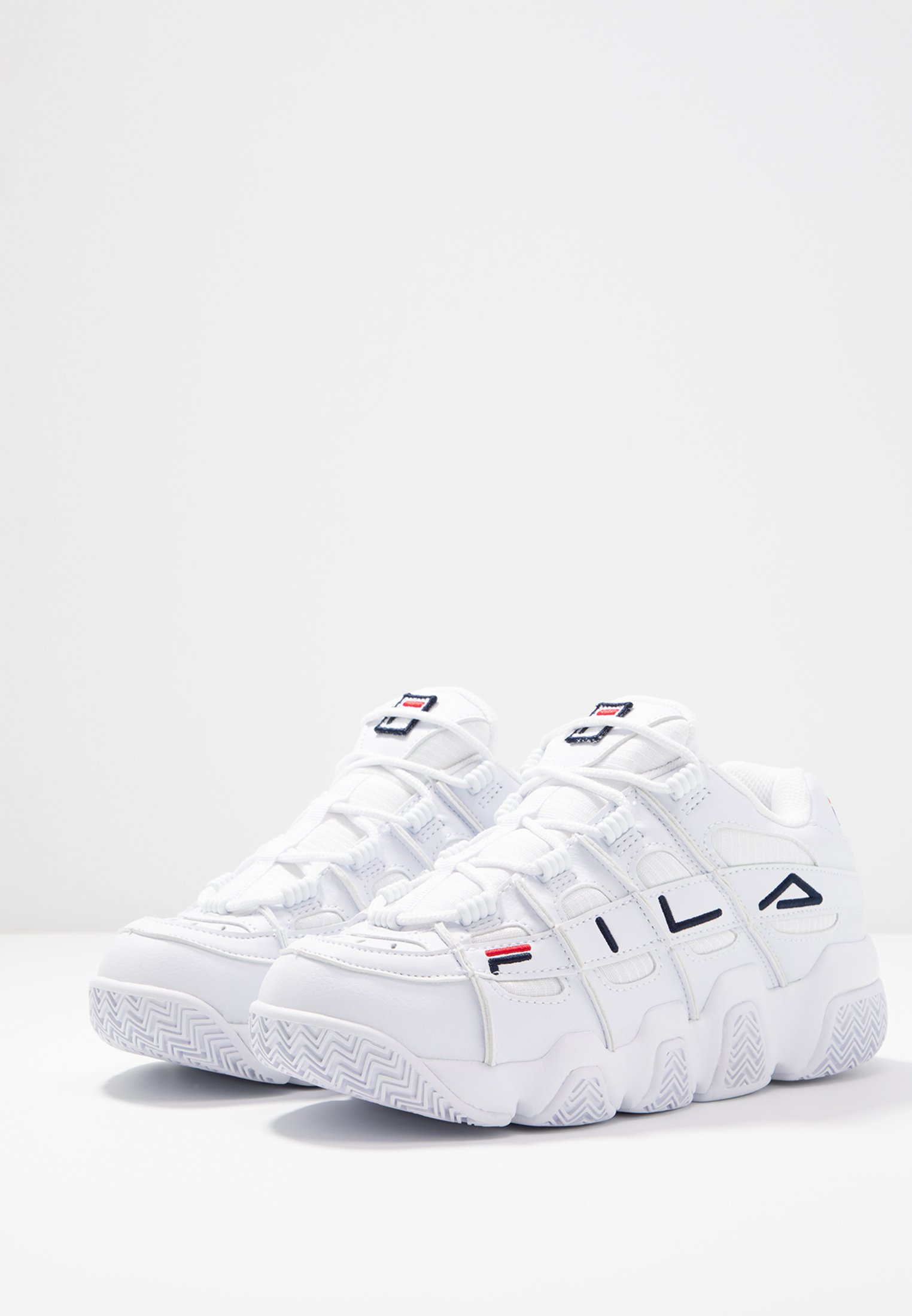 Fila UPROOT - Sneaker low - white/navy/red - Black Friday