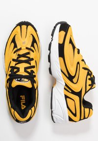 Fila - CREATOR - Sneakers laag - old gold/black/white - 3