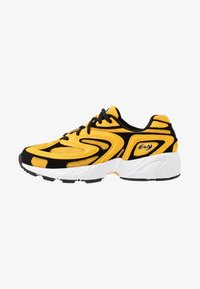 Fila - CREATOR - Sneakers laag - old gold/black/white - 1