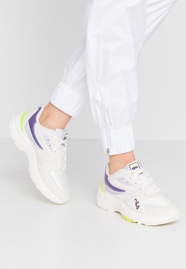 HYPERWALKER  - Sneakersy niskie - marshmallow/purple heather