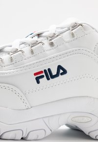 Fila - STRADA - Sneakers - white - 2
