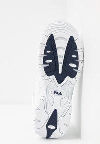 Fila - STRADA - Sneakers - white - 6