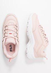Fila - STRADA - Sneakers - rosewater - 3