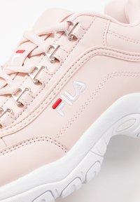 Fila - STRADA - Sneakers - rosewater - 2