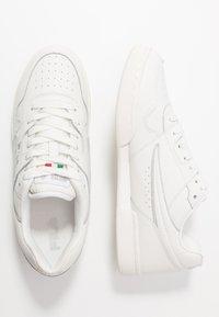 Fila - ARCADE - Trainers - white/silver - 3