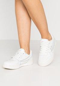 Fila - ARCADE - Trainers - white/silver - 0