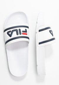 Fila - MORRO BAY 2.0 - Sandaler - white - 3