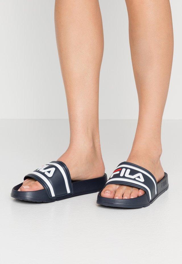 MORRO BAY 2.0 - Slip-ins - dress blue