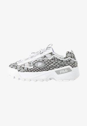 D-FORMATION - Sneakers laag - glacier gray