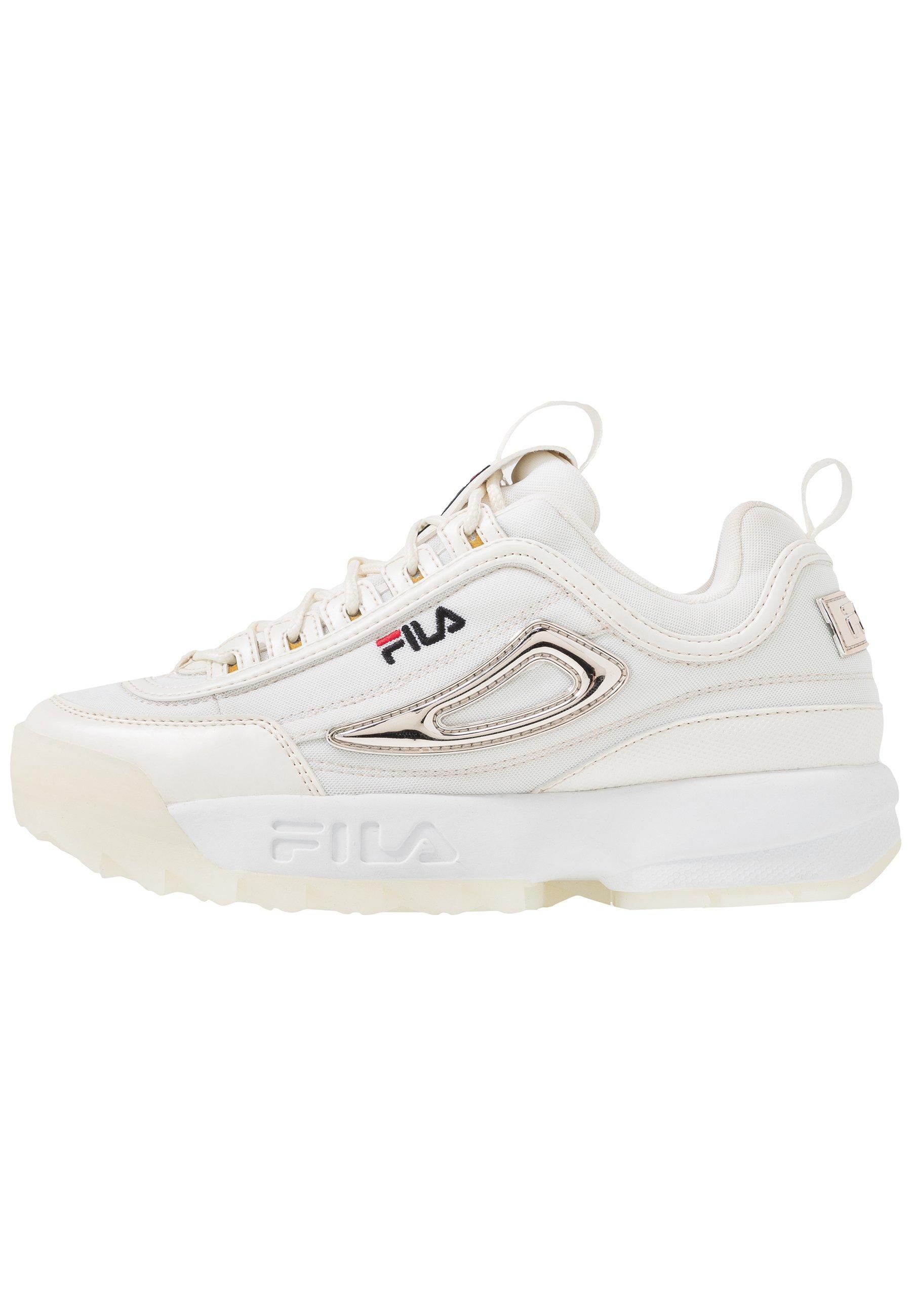 Fila DISRUPTOR - Sneakers - marshmallow