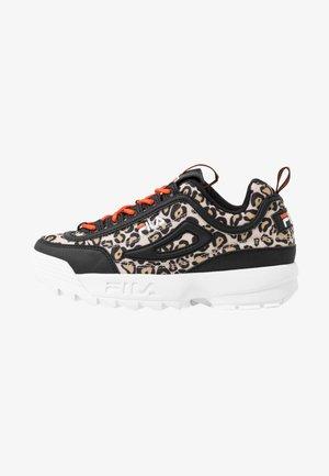 DISRUPTOR - Sneakers basse - black