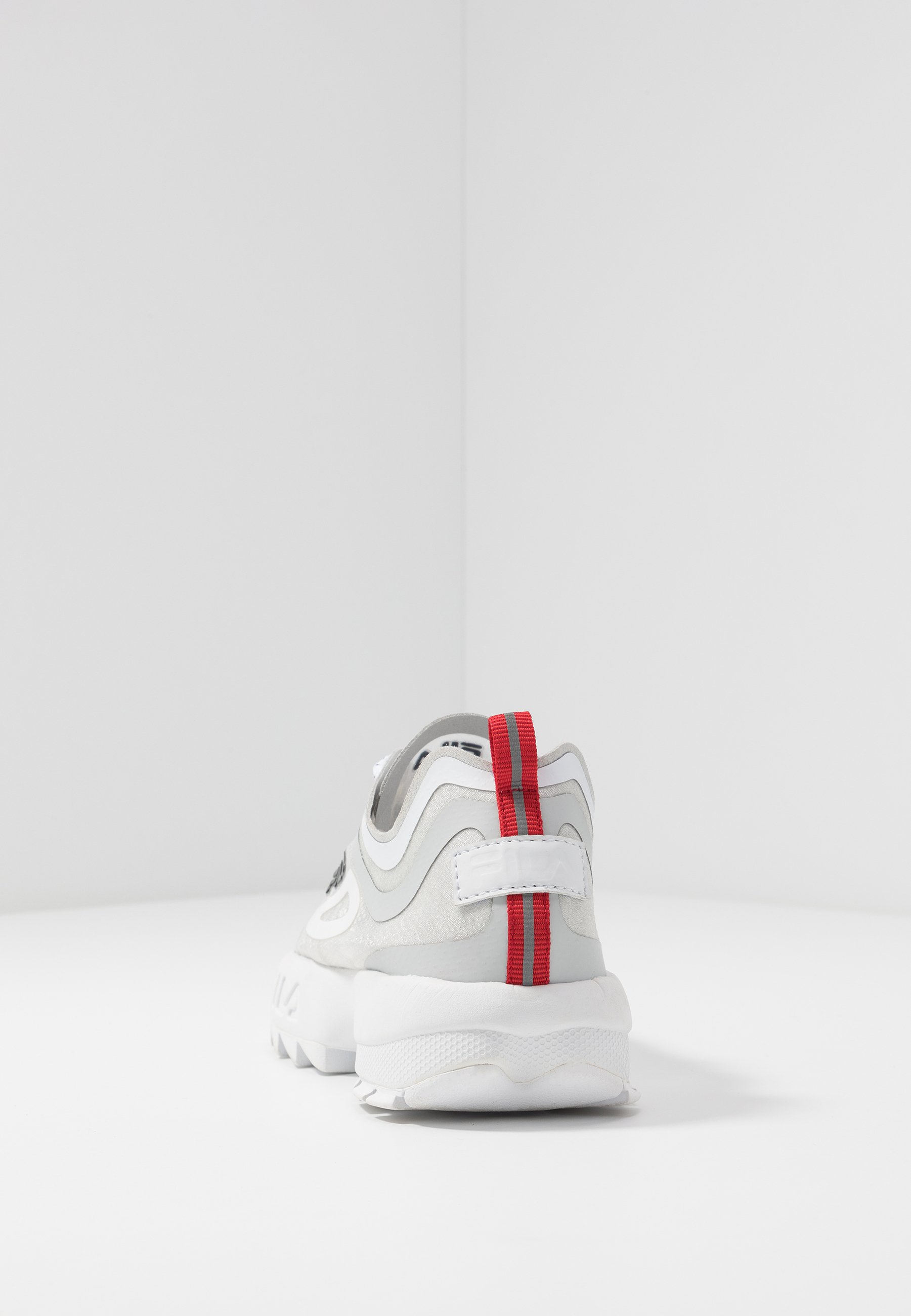 Fila DISRUPTOR RUN  - Baskets basses - white