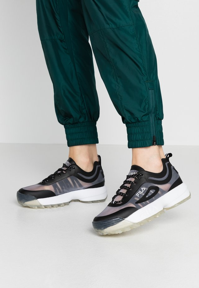 DISRUPTOR RUN  - Sneakersy niskie - black
