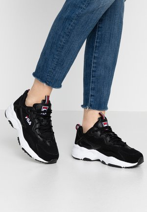 RAY TRACER - Sneakers laag - black
