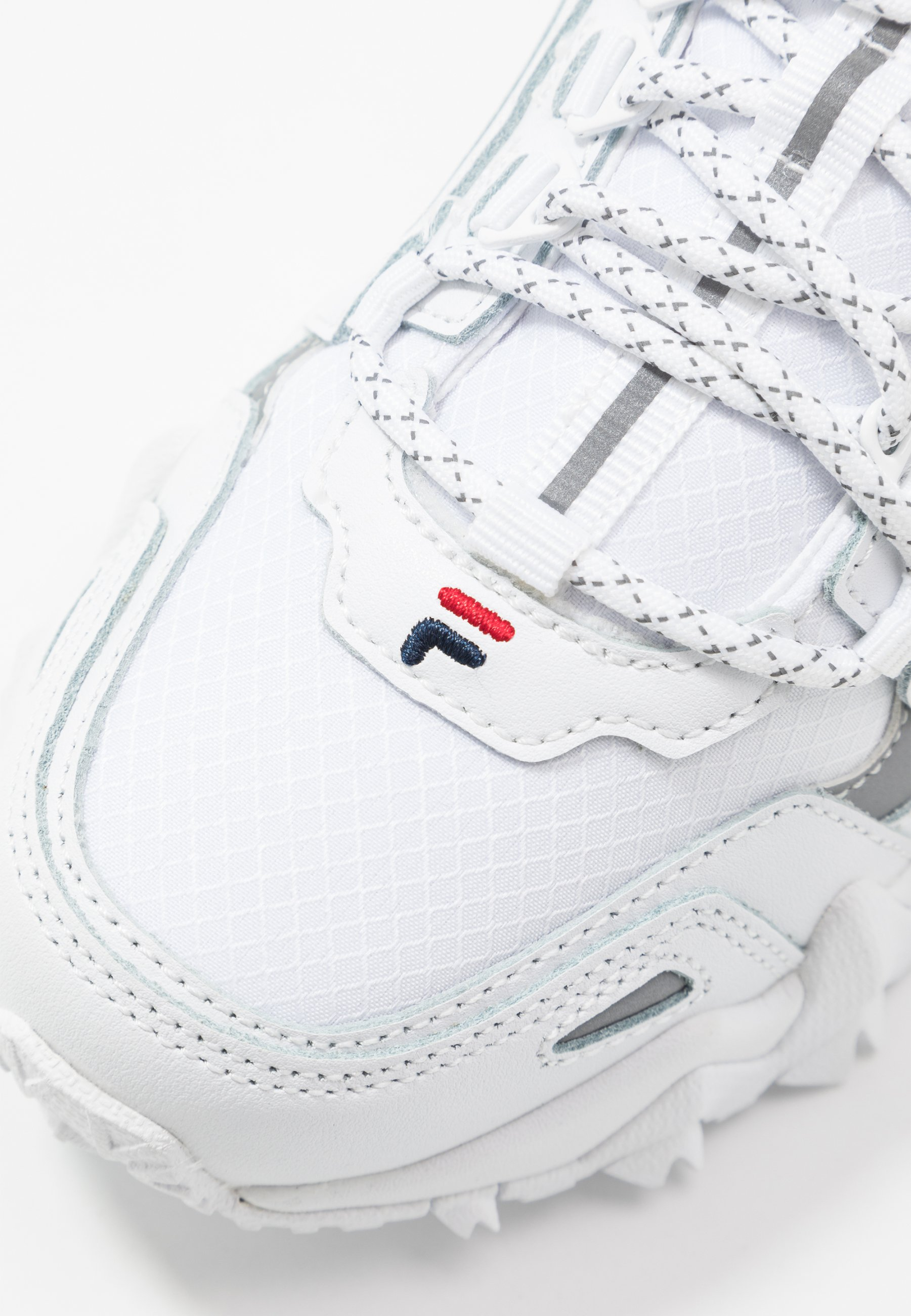 TRAIL Sneakers laag white