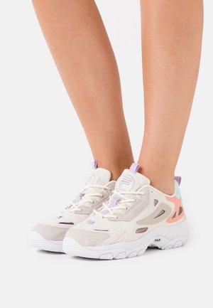 ELETTO  - Trainers - marshmallow/burnt coral