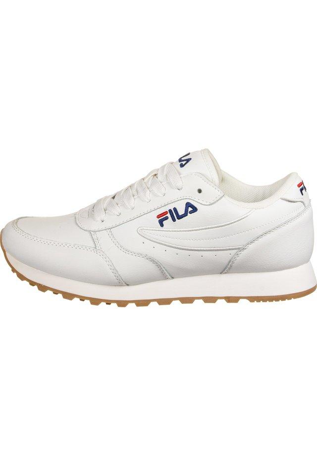 ORBIT JOGGER  - Sneaker low - white
