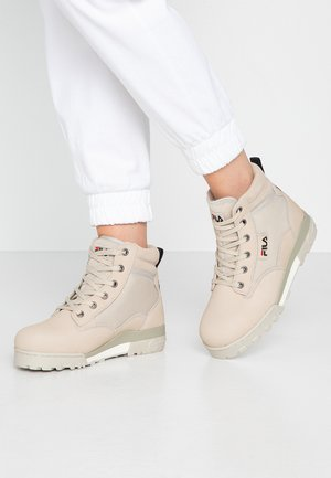 GRUNGE II MID - Ankle boots - feather grey