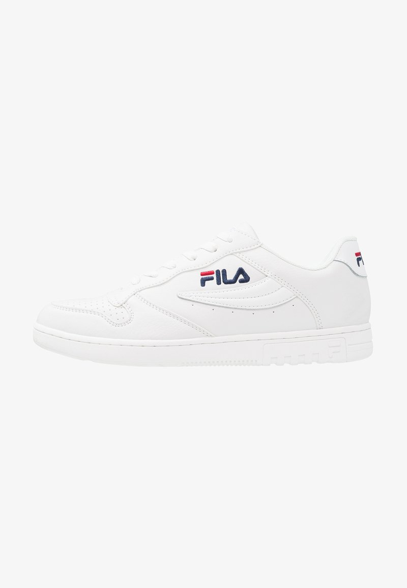 Fila - FX-100 LOW - Matalavartiset tennarit - white