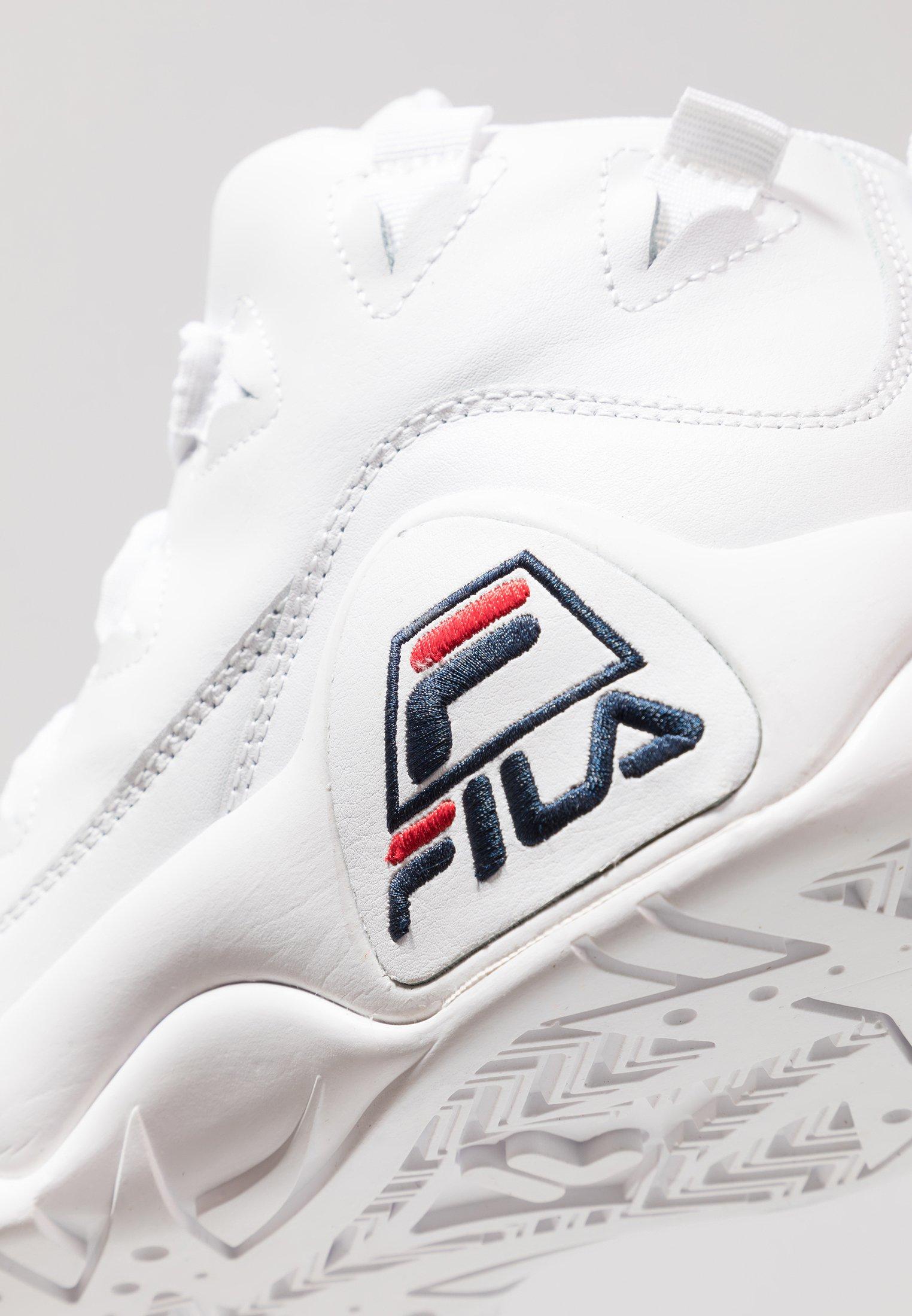 Fila High-top Trainers - White