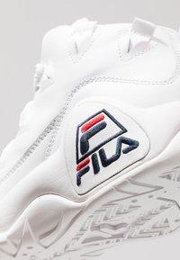 Fila - Höga sneakers - white - 5