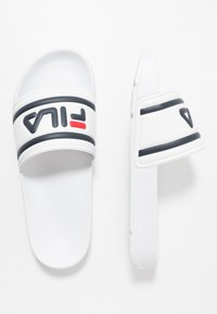 Fila - MORRO BAY - Pantofle - white - 1