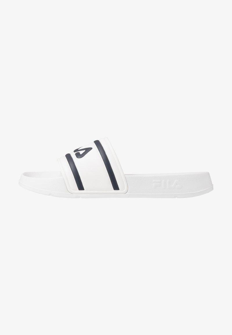 Fila - MORRO BAY - Pantofle - white