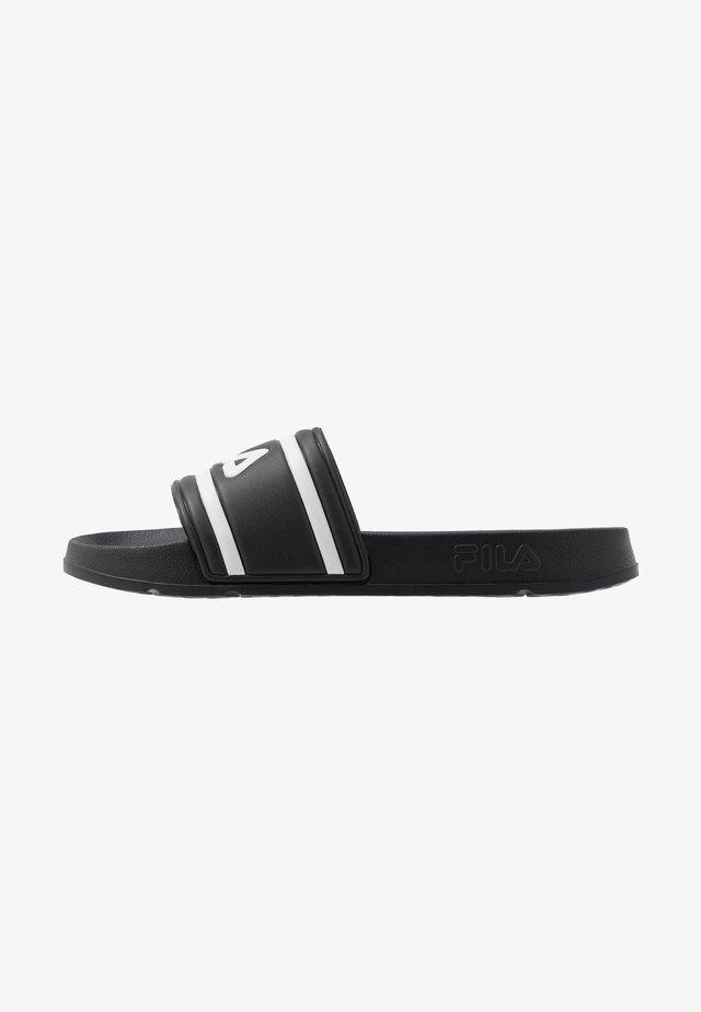 MORRO BAY - Slip-ins - black