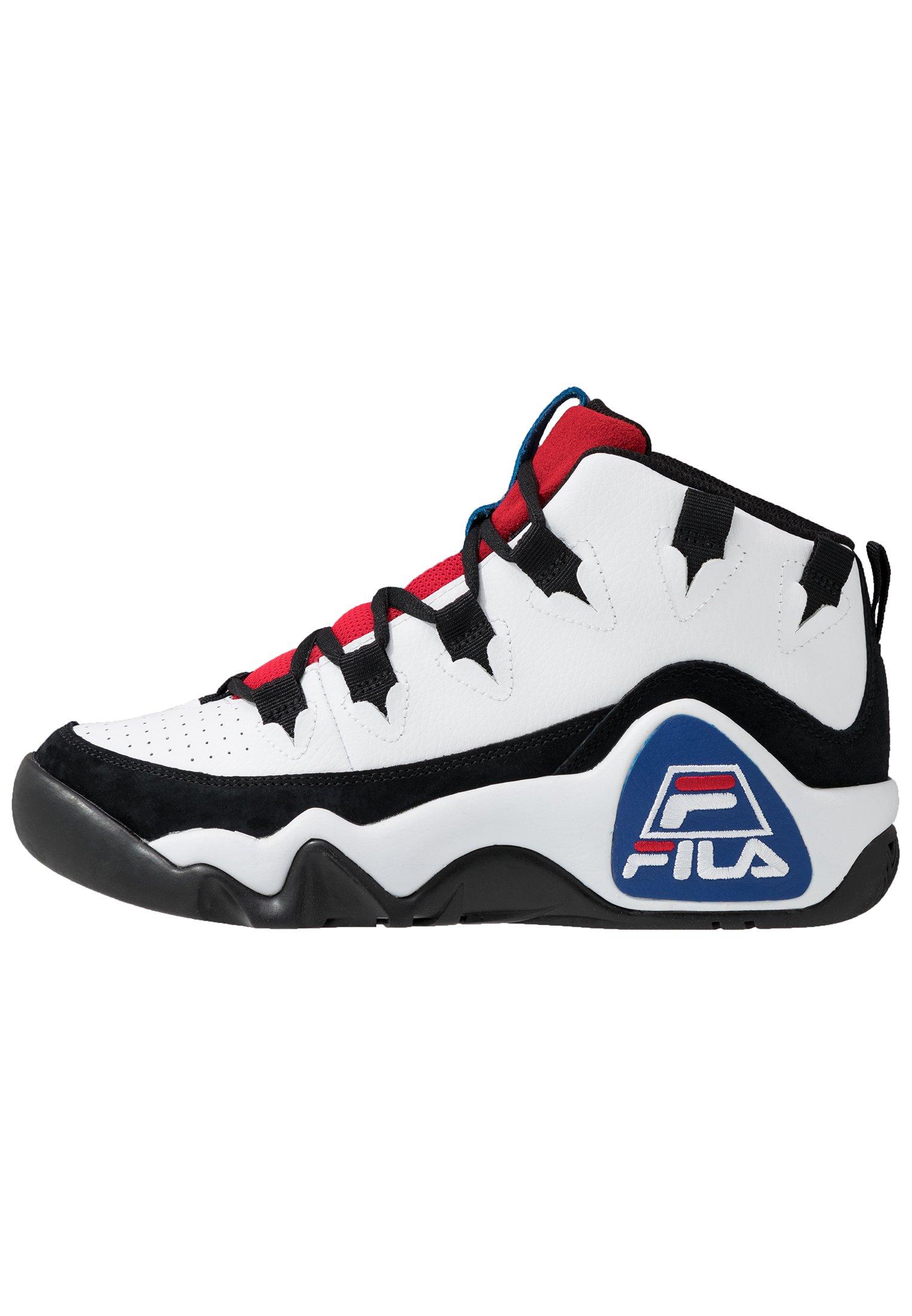 Fila 95 Grant Hill - Sneaker High White/black/red Black Friday