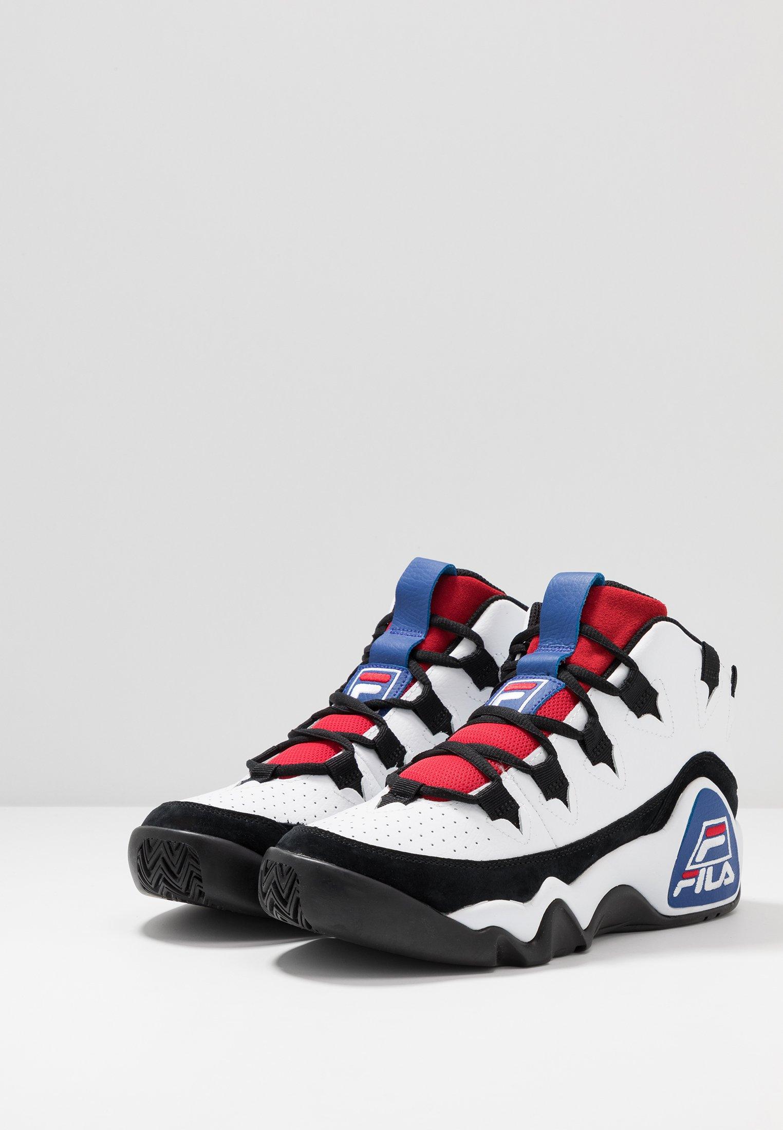 Fila 95 Grant Hill - Baskets Montantes White/black/red