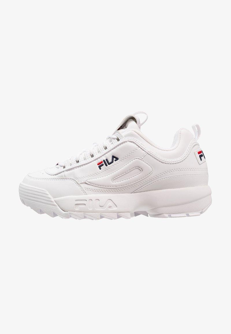Fila - DISRUPTOR - Sneakers - white