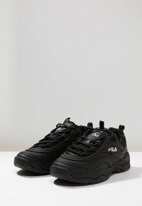 Fila - RAY - Sneakers - black - 2