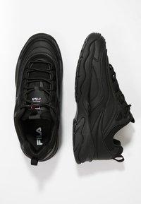 Fila - RAY - Sneakers - black - 1