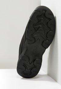 Fila - RAY - Sneakers - black - 4