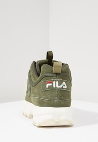 Fila - DISRUPTOR LOW - Sneakers - forest night - 3