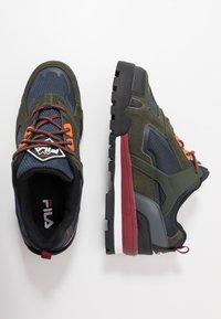 Fila - TRAILSTEP - Sneaker low - navy - 1