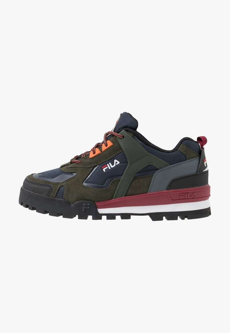 Fila - TRAILSTEP - Sneakers laag - navy