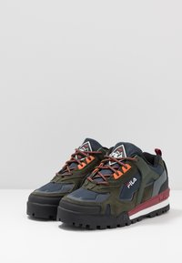 Fila - TRAILSTEP - Sneakers laag - navy - 2